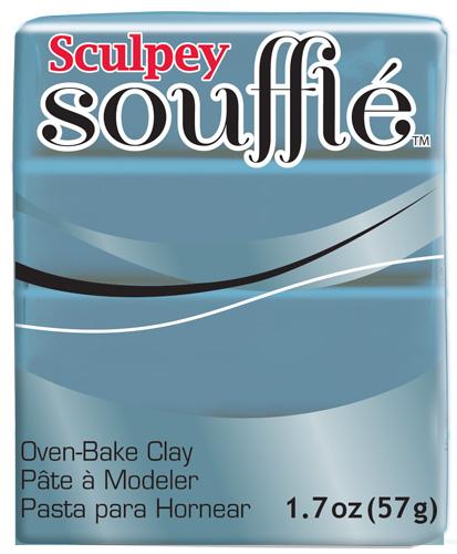Lera Sculpey  Souffle Bluestone  SU 6003 (5F)