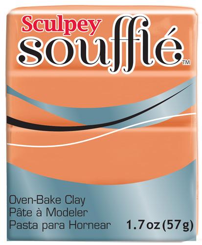 Lera Sculpey  Souffle Pumpkin SU 6033 (5F)