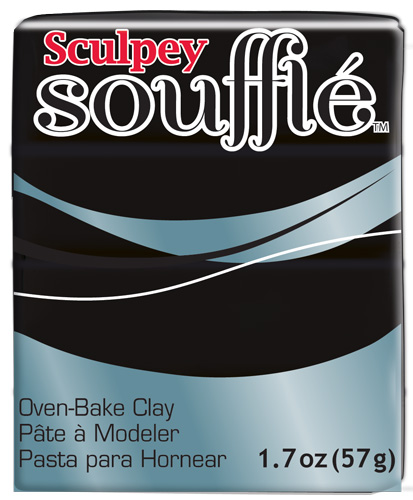 Lera Sculpey  Souffle Poppy Seed SU 6042 (5F)