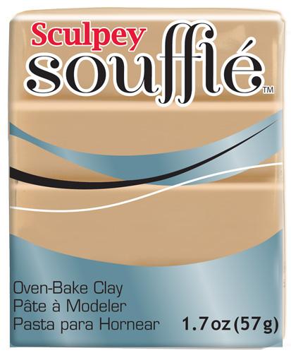 Lera Sculpey  Souffle Latte  SU 6301 (5F)