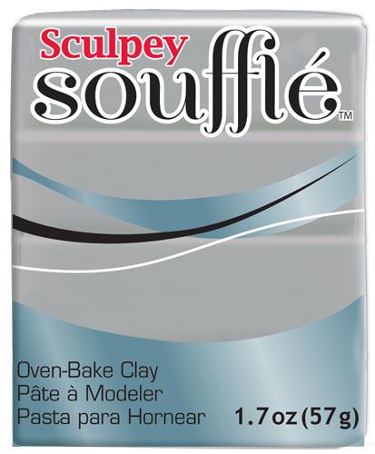 Lera Sculpey  Souffle Concrete SU 6645 (5F)