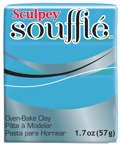 Lera Sculpey  Souffle Robins Egg  SU 6652 (5F)