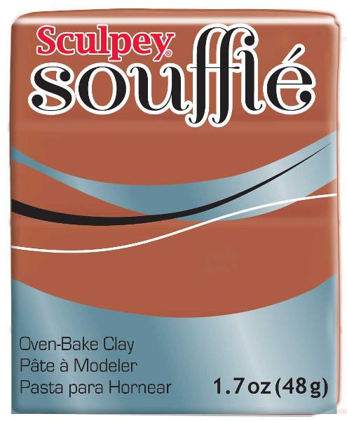 Lera Sculpey  Souffle Cinnamon SU 6665 (5F)