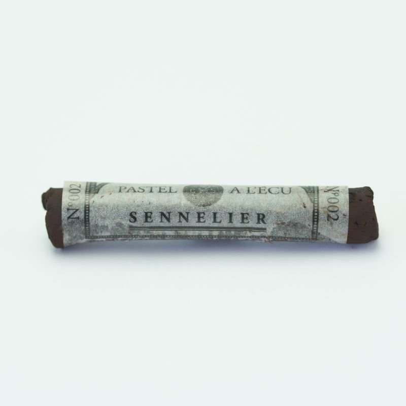 Mjukpastell Sennelier Black Brown 2 (3F)