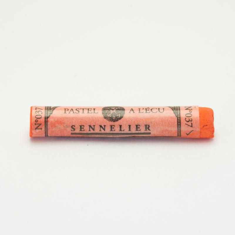 Mjukpastell Sennelier Orange Lead 37 (3F)