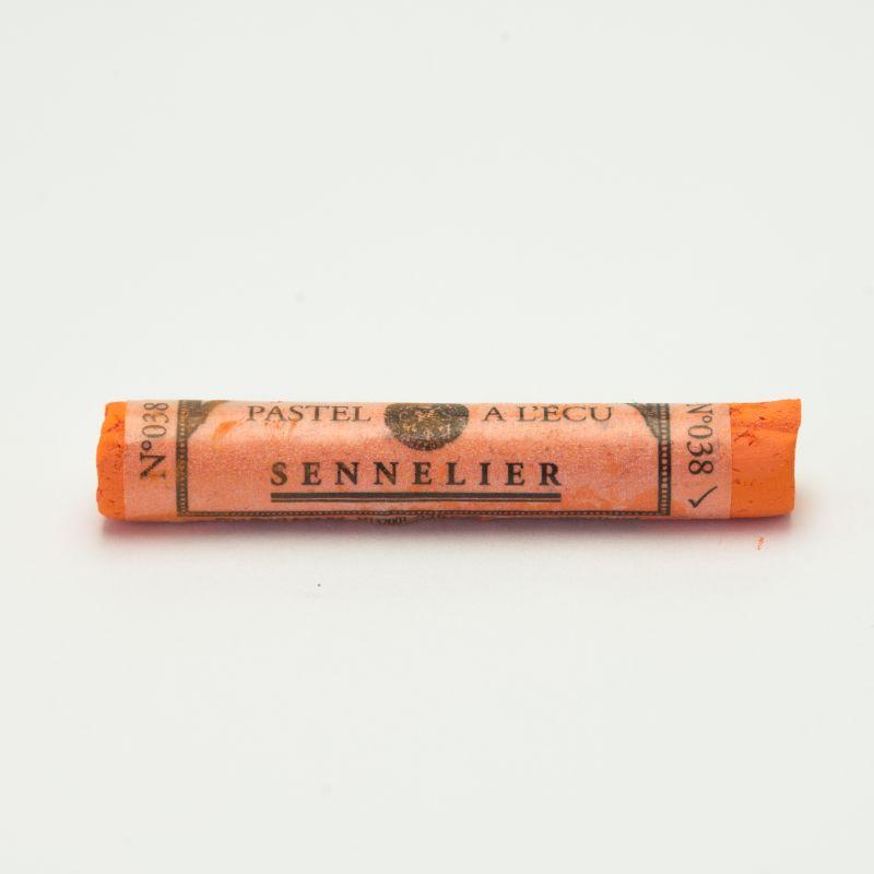 Mjukpastell Sennelier Orange Lead 38 (3F)