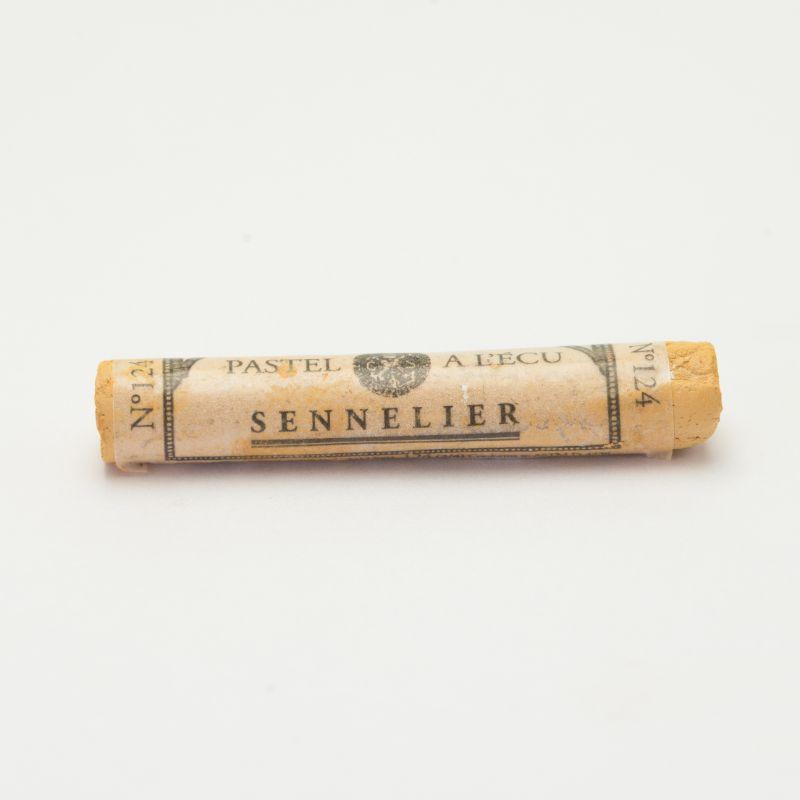 Mjukpastell Sennelier Brown Ochre 124 (3F)