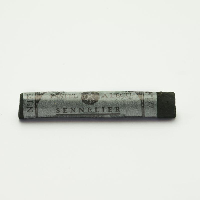 Mjukpastell Sennelier Black Green 177 (3F)