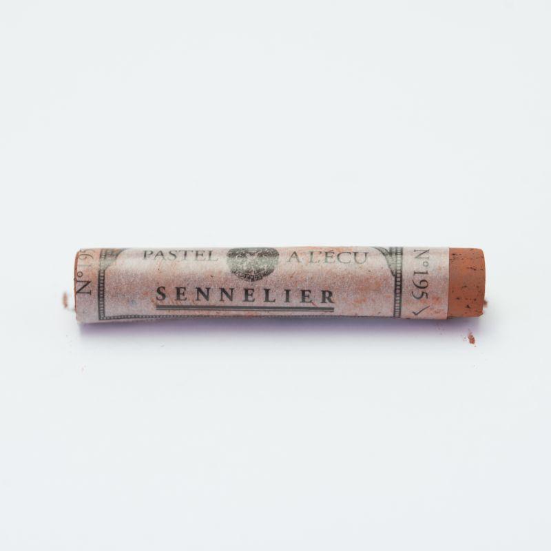 Mjukpastell Sennelier Hot Brown 195 (3F)