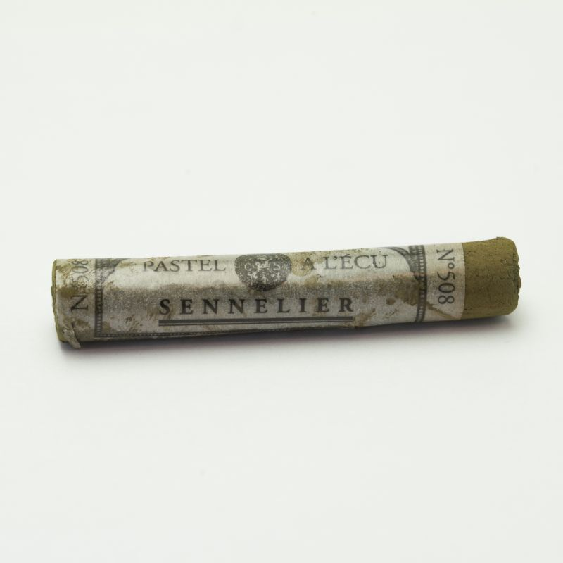 Mjukpastell Sennelier Raw Sienna 508 (3F)