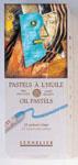 Oljepastell Sennelier 5ml Metallicset 12 Sort Irises  121
