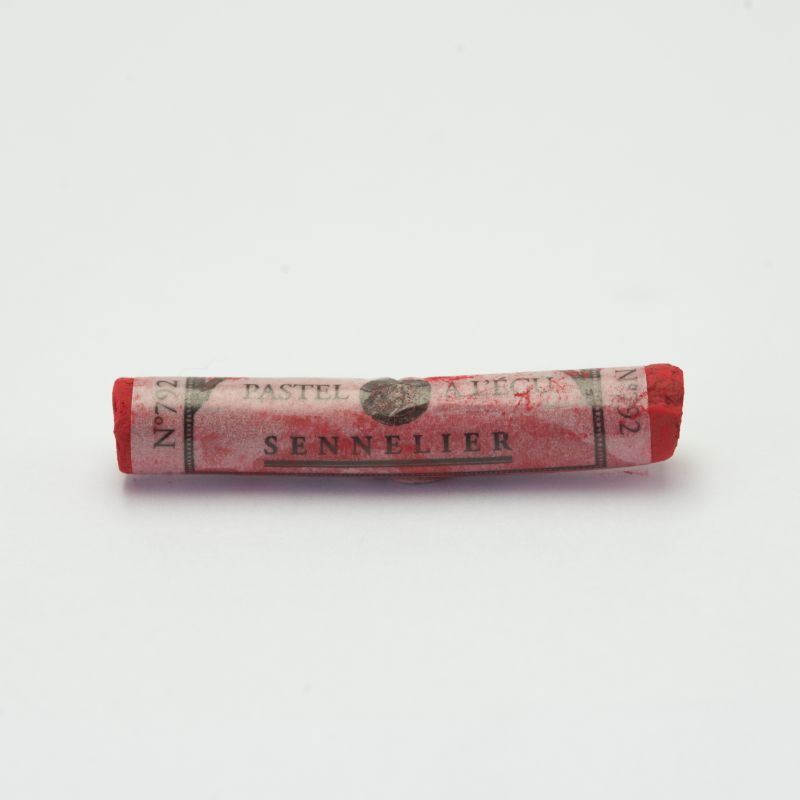 Mjukpastell Sennelier Chinese Vermilion N°3 792 (3F)