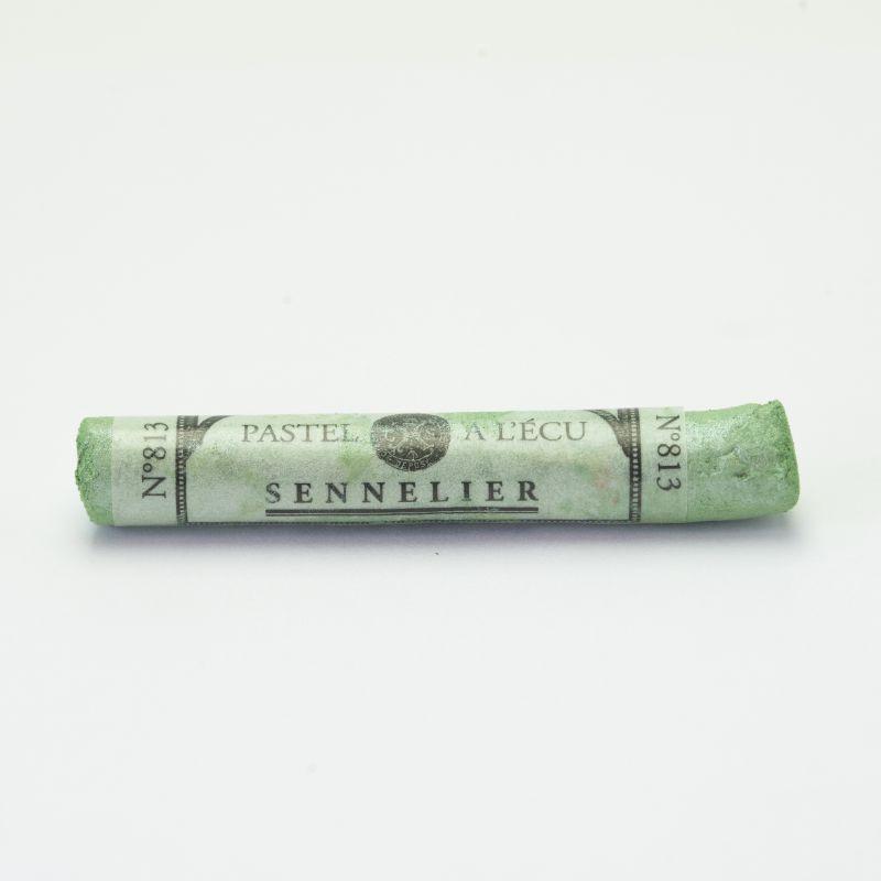 Mjukpastell Sennelier Iridescent Olive green 813 (3F)