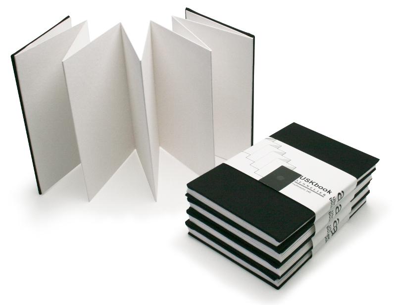 Ritbok Sennelier USK  Urban Sketch Book 10x15cm 340g (5F)