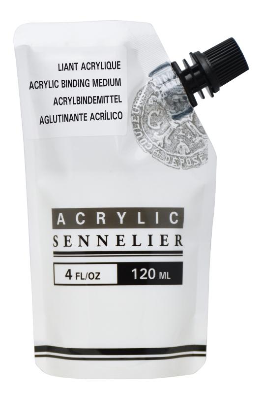 Akrylmedium Sennelier Abstract Binding medium 120ml