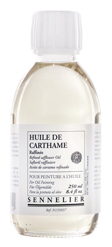Oljemedium Sennelier Refined safflower oil > 250 ml