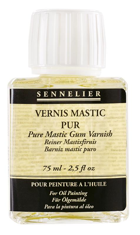 Fernissa Sennelier Pure mastic gum varnish >  75 ml (5F)