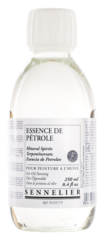 Oljemedium Sennelier Mineral spirits > 250 ml