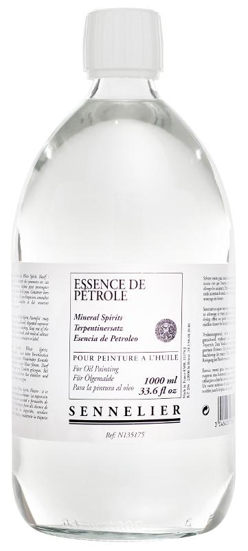 Oljemedium Sennelier Mineral spirits > 1 Liter
