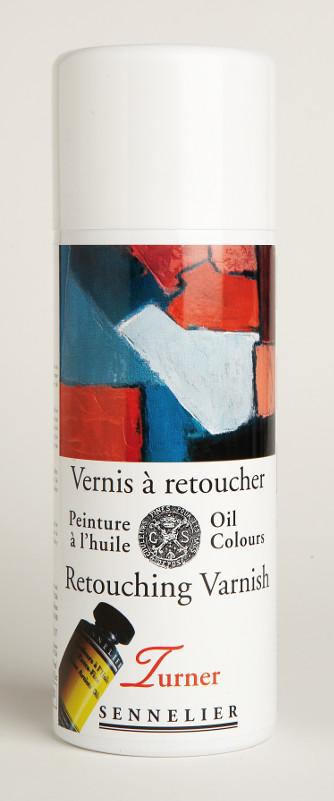Fernissa Sennelier Turner retouching varnish > Spray 400 ml (6F)