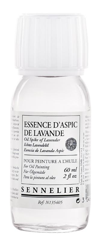 Oljemedium Sennelier Spike lavander oil > 60 ml (6F)