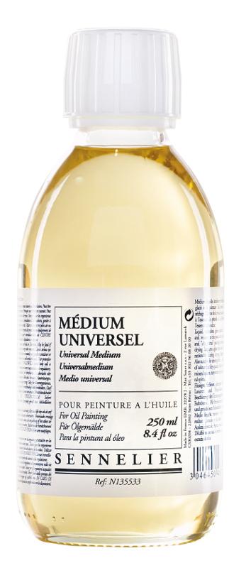 Oljemedium Sennelier Universal medium > 250 ml