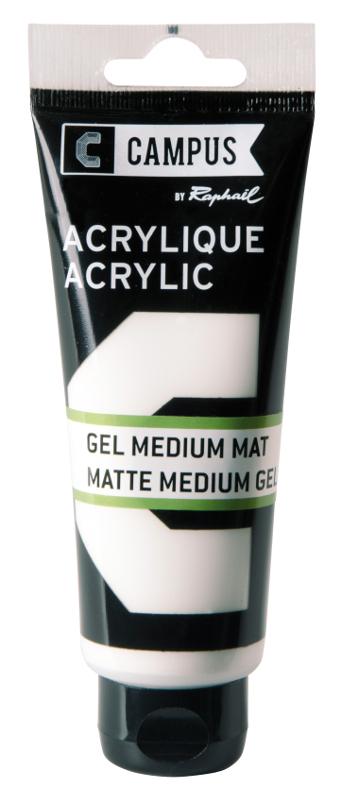 Akrylmedium Campus Matte medium 100 ml  (3F)