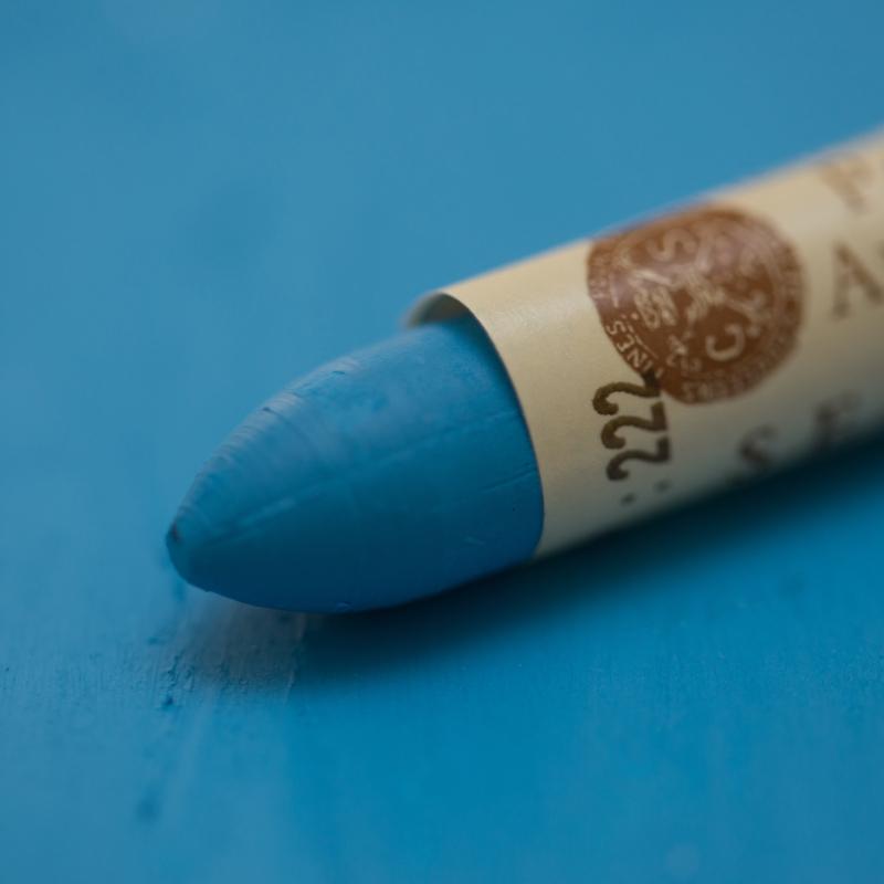 Oljepastell Sennelier 36ml Phtalo blue 222 (3F)
