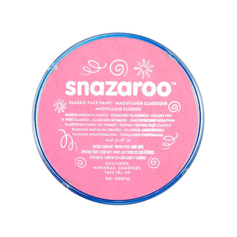 Ansiktsfärg Snazaroo 18ml Puck Pale pink     (5F)