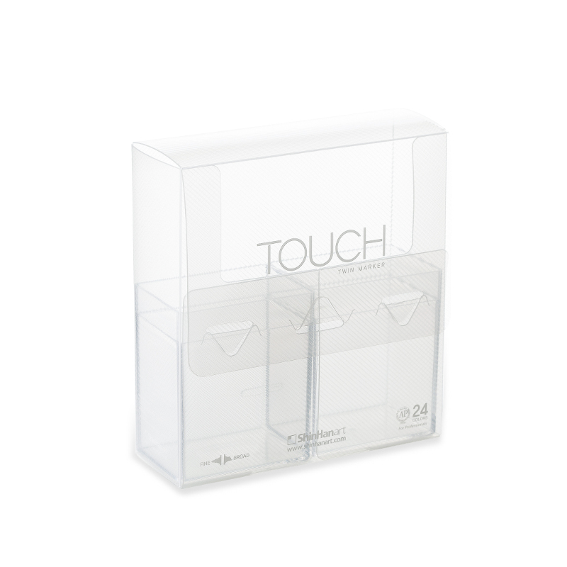 Touch Twin Empty Case 24