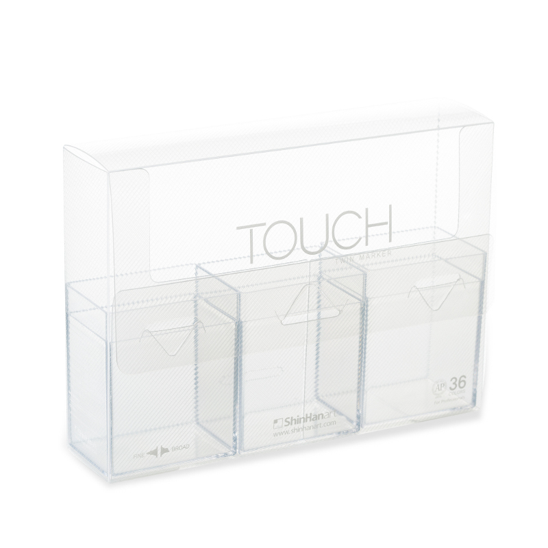 Touch Twin Empty Case 36