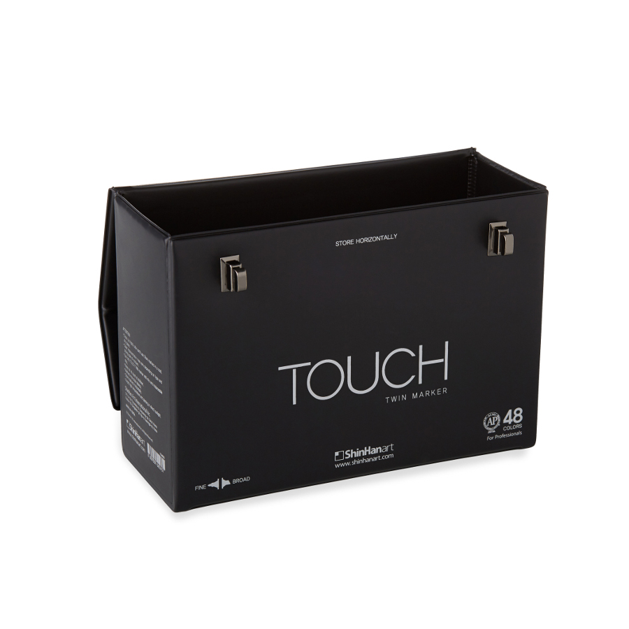 Touch Twin Empty Case 48