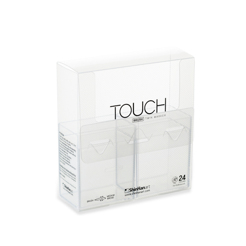 Touch Twin Brush Empty Case 24