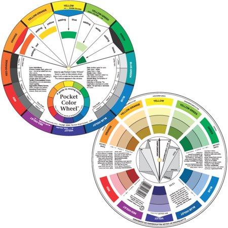 Färgsnurra Color Wheel