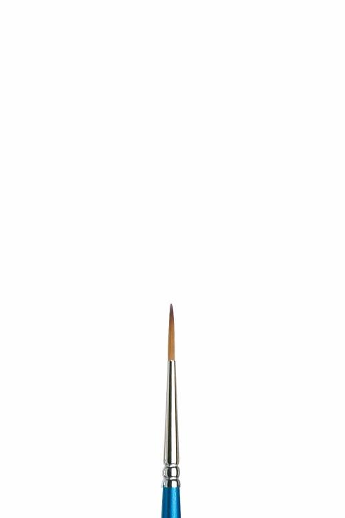 Syntetpensel Cotman S222 Rund lång borst St 1 diam 1,5 mm (3F)