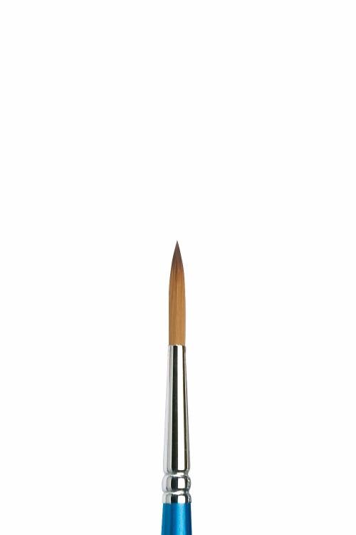 Syntetpensel Cotman S222 Rund lång borst St 5 diam 3,6 mm (3F)
