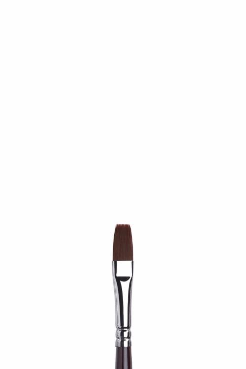 Syntetpensel Galeria Bred Flat St 1/4 bredd 6 mm (3F)
