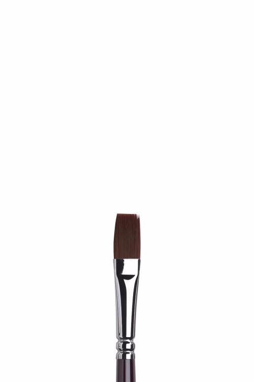 Syntetpensel Galeria Bred Flat St 3/8 bredd 10 mm (3F)