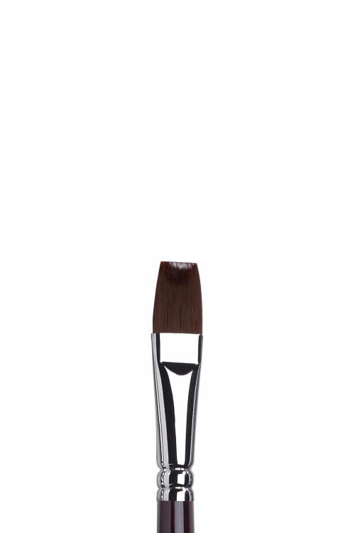 Syntetpensel Galeria Bred Flat St 1/2 bredd 13 mm (3F)