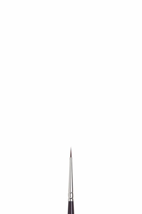 Syntetpensel Galeria Rund St 00 diam 1 mm (3F)
