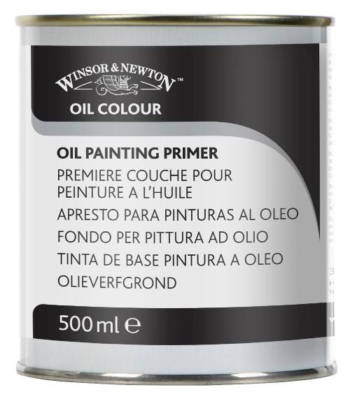 Oljemedium Winsor & Newton Oil Painting Primer 500 ml*