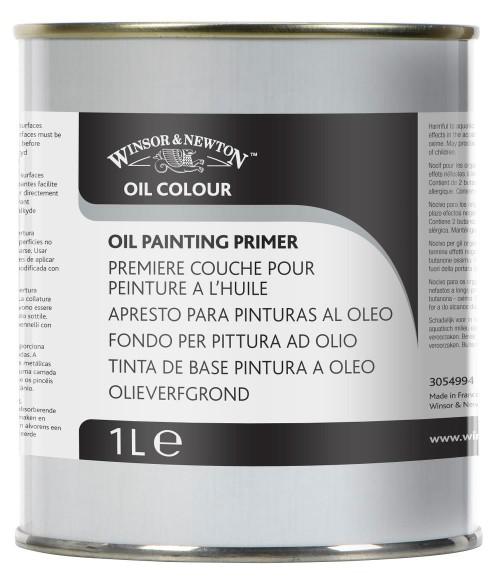 Oljemedium Winsor & Newton Oil Painting Primer 1 liter