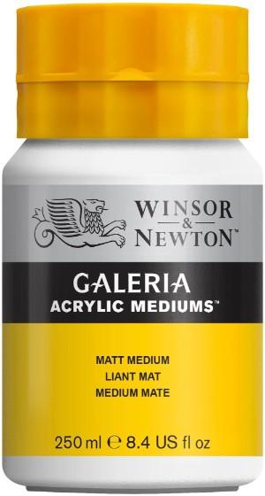 Akrylmedium Galeria Matt medium 250 ml