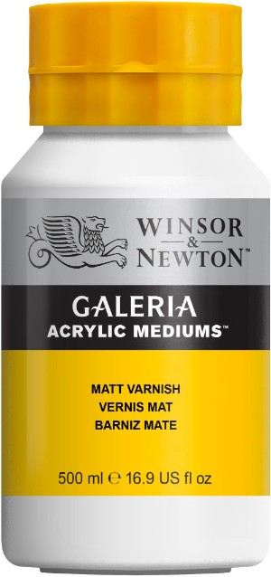 Fernissa Galeria Matt fernissa 500 ml Matt Varnish