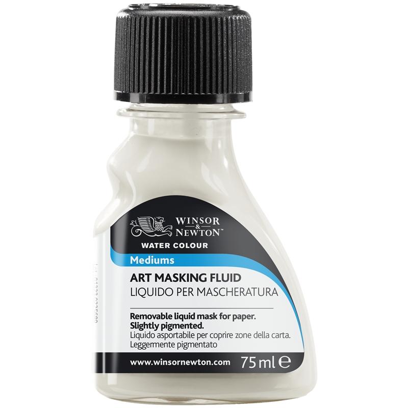 Akvarellmedium Winsor & Newton Art Masking Fluid 75 ml (3F)