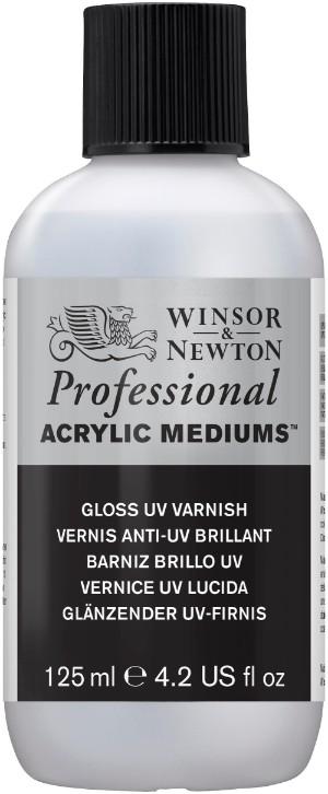 Fernissa Winsor & Newton Prof. AA Gloss UV Varnish 125 ml (3F)
