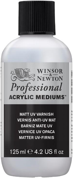 Fernissa Winsor & Newton Prof. AA Matt UV Varnish 125 ml (3F)