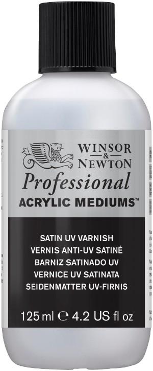 Fernissa Winsor & Newton Prof. AA Satin UV Varnish 125 ml (3F)