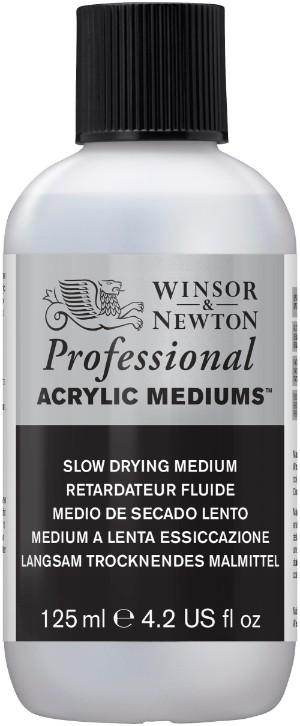Akrylmedium Winsor & Newton Prof. AA Slow Drying Medium 125 ml (3F)