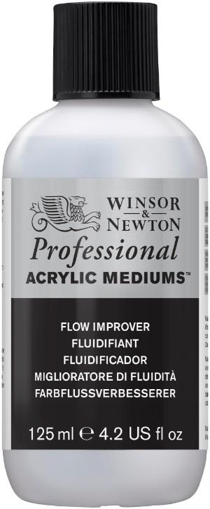 Akrylmedium Winsor & Newton Prof. AA Flow Improver 125 ml (3F)